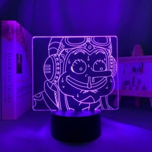 Lysop Led Anime Lampe (One Piece)
