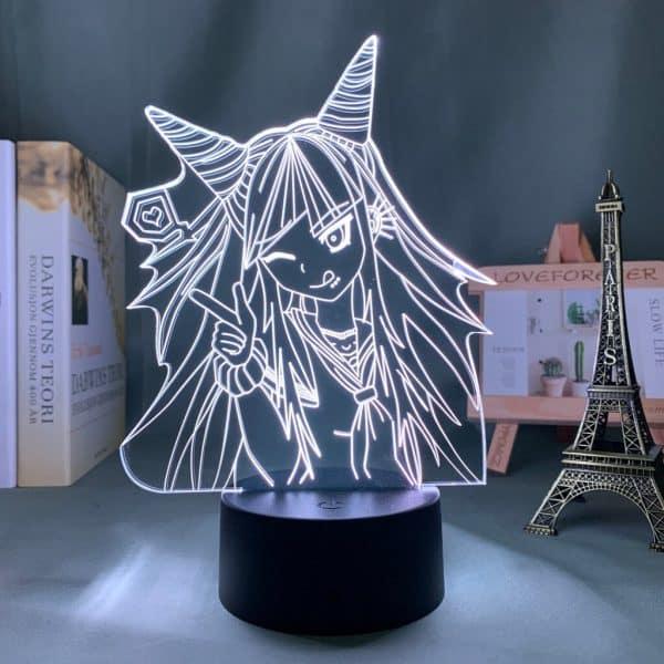 Ibuki Mioda Led Anime Lamp (Danganronpa)