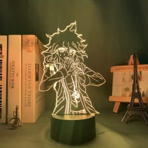 Nagito Komaeda Led Anime Lamp (Danganronpa)