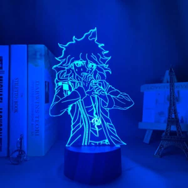 Nagito Komaeda Led Anime Lamp (Danganronpa)