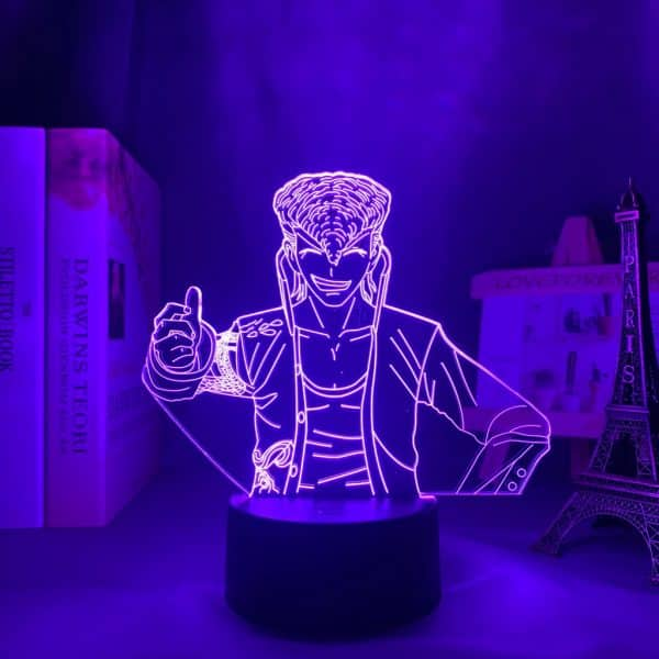 Mondo Owada Led Anime Lamp (Danganronpa)