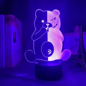 Monokuma Led Anime Lamp (Danganronpa)