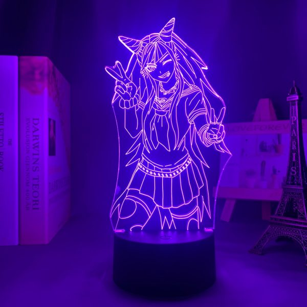 Ibuki Mioda Led Anime Lamp (Danganronpa)