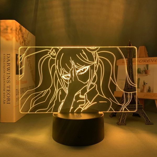 Junko Enoshima Led Anime Lamp (Danganronpa)