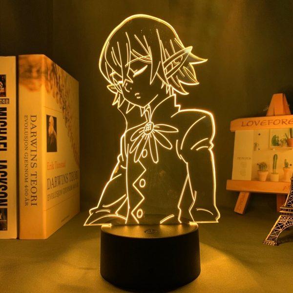Helbram Led Anime Lamp (The Seven Deadly Sins)