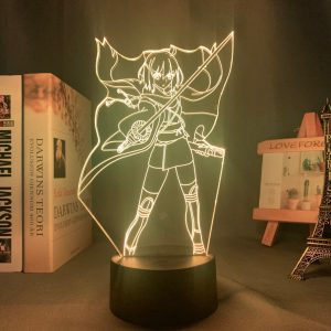 Okita Souji Led Anime Lamp (Fate Grand Order)