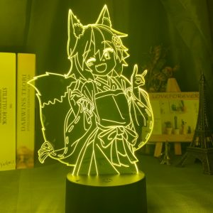 Senko Led Anime Lamp (The Helpful Fox Senko san)