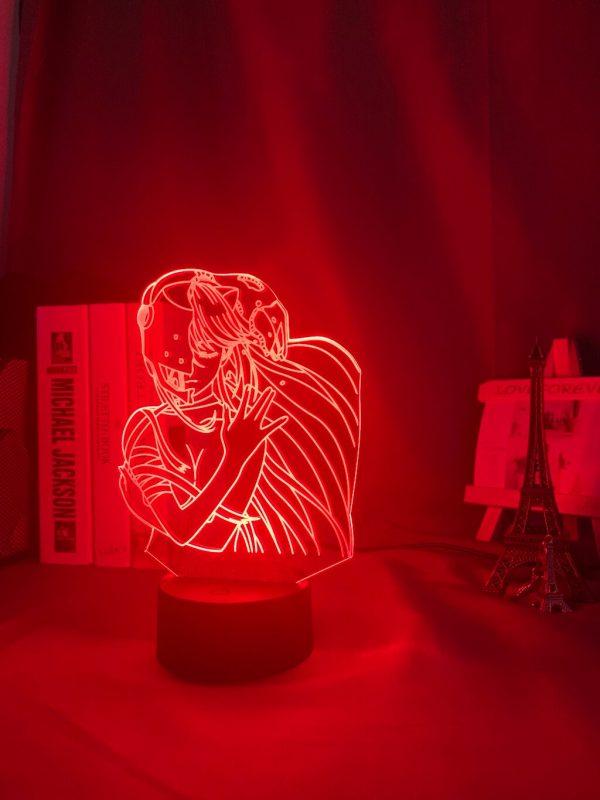 Lucy Nyu Led Anime Lamp (Elfen Lied)
