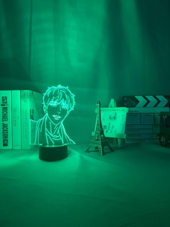 Alex Led Anime Lamp (Bj Alex)