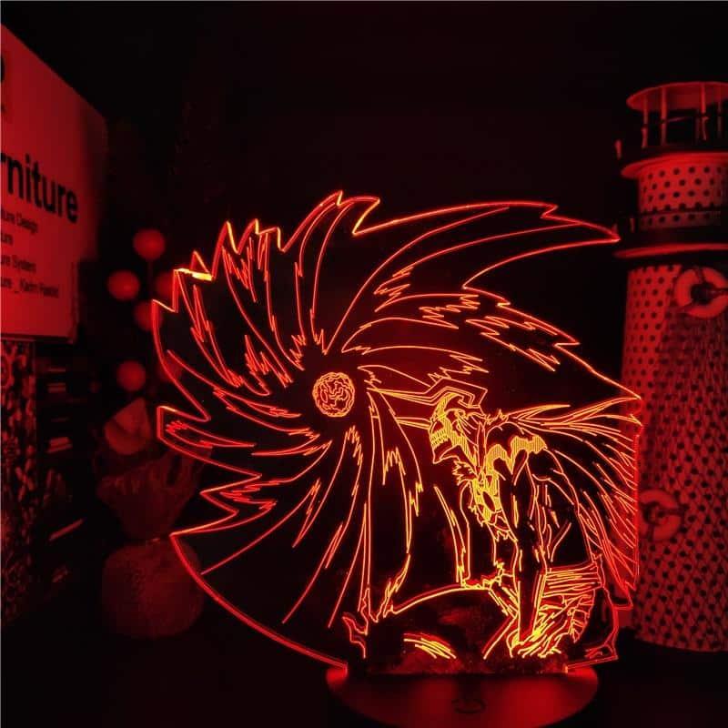 Ichigo Kurosaki Led Anime Lamp (Bleach)