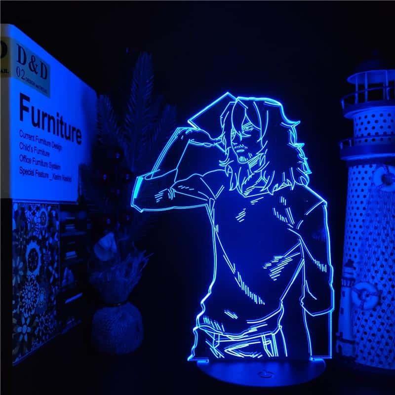 Shota Aizawa Led Anime Lamp (My Hero Academia)