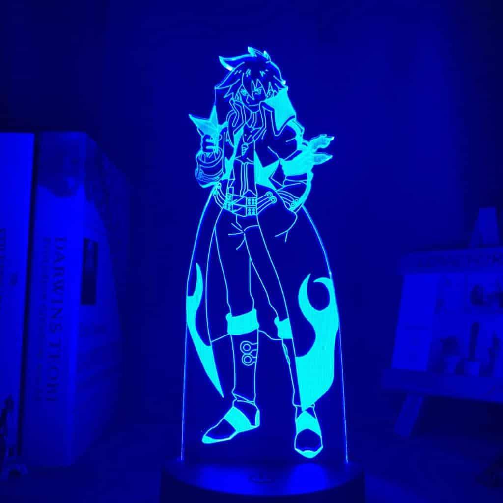 Simon Led Anime Lamp (Tengen Toppa Gurren Lagann)