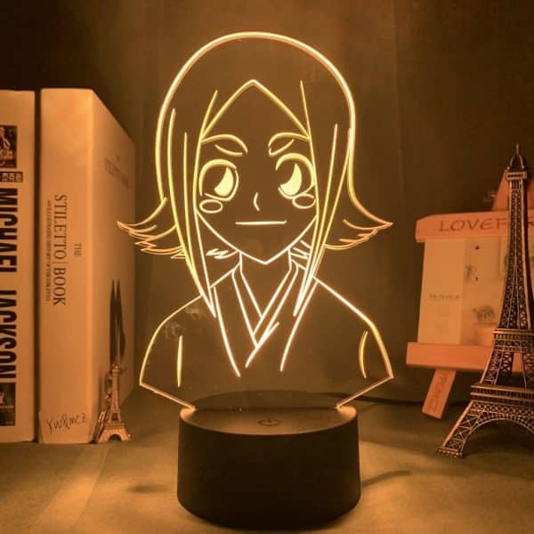 Yachiru Kusajishi Led Anime Lamp (Bleach)