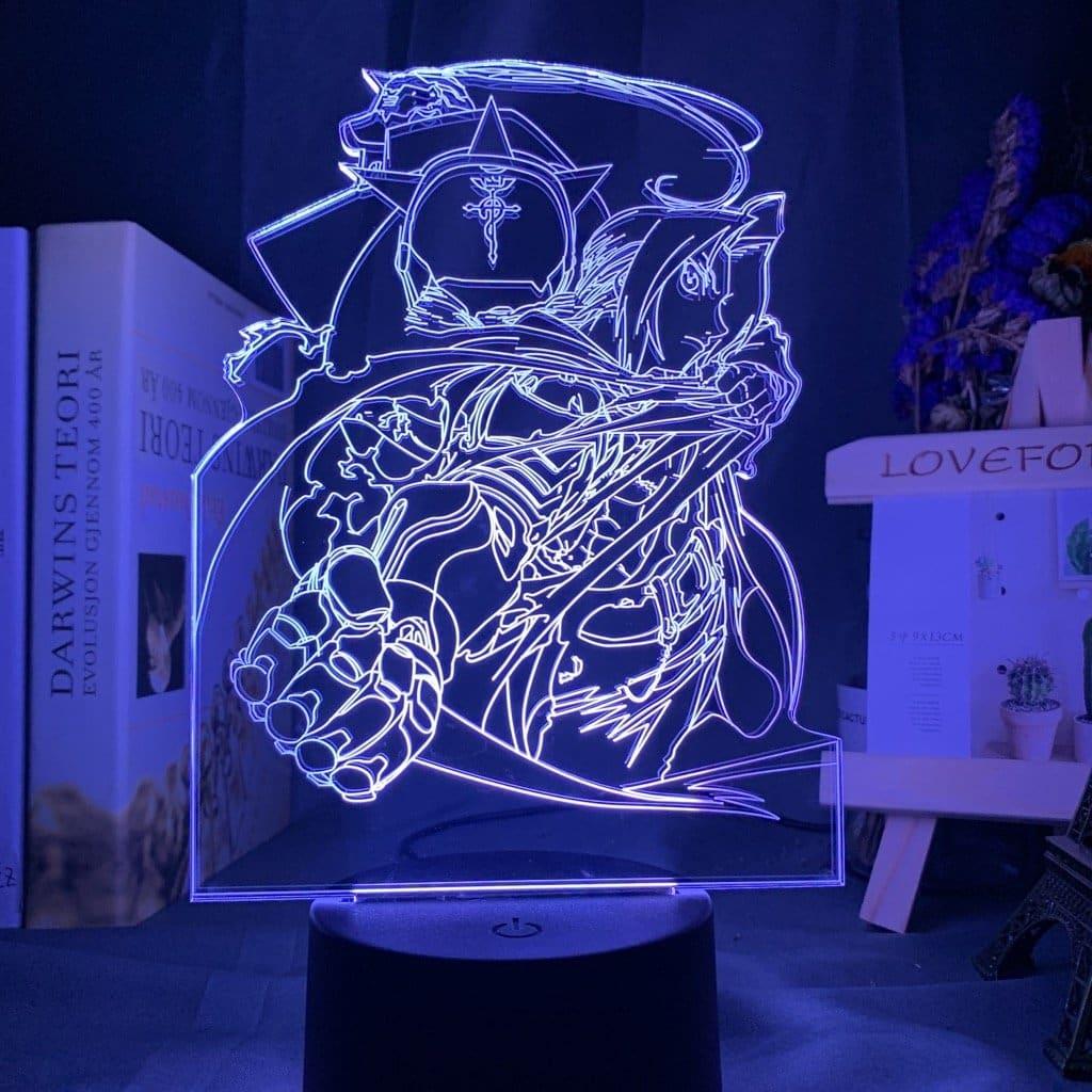 Edward Elric Led Lamp (Fullmetal Alchemist)