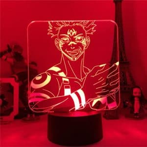 Sukuna Claws Led Anime Lampe (Jujutsu Kaisen)