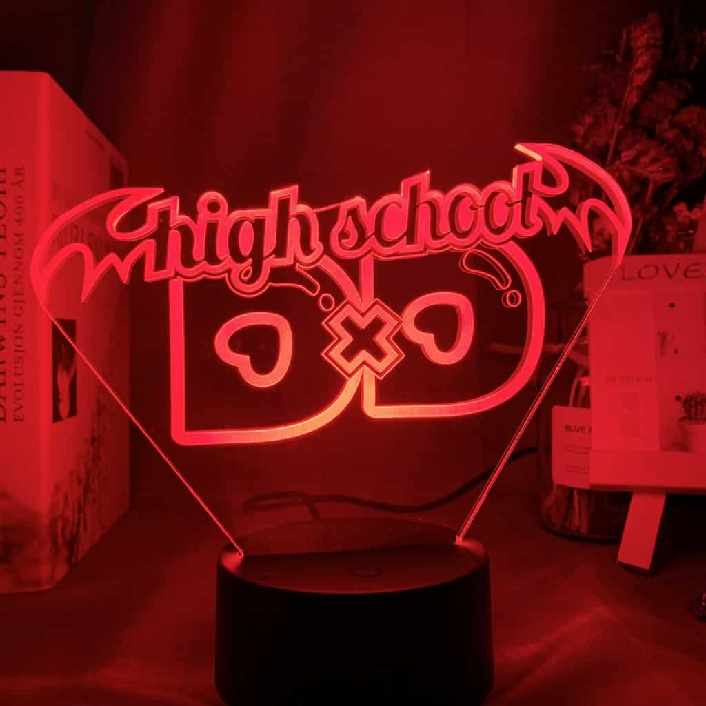 Highschool DxD Led Anime Lamp (Highschool DxD)