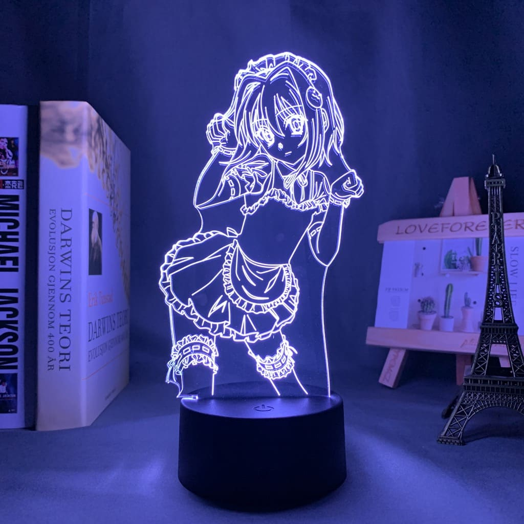 Koneko Toujou Led Anime Lamp (Highschool DxD)