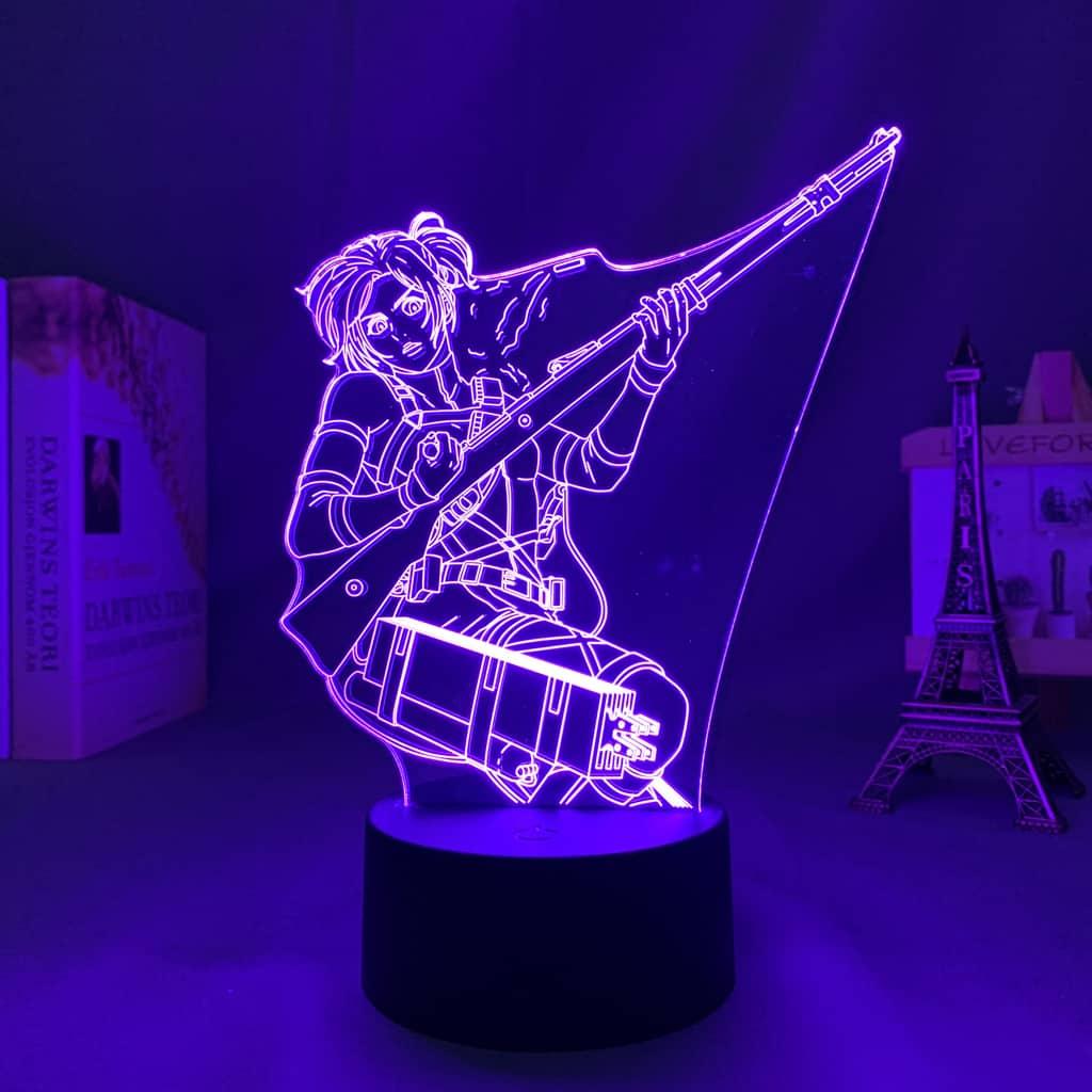Sasha Blouse Led Anime Lamp (Attack on Titan)