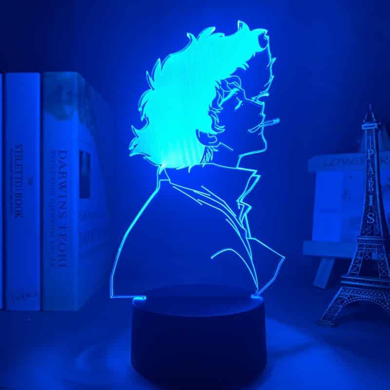 Spike Spiegel Led Anime Lamp (Cowboy Debop)